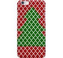 Christmas Trellis iPhone Case/Skin