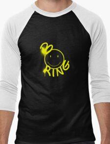 bOOring Men's Baseball ¾ T-Shirt