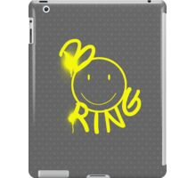 bOOring iPad Case/Skin