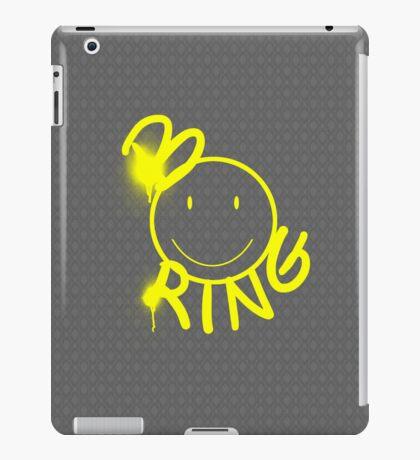bOOring iPad Case/Skin