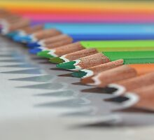 Colouring Pencils :) by Prettyinpinks