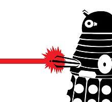 Dalek Illo by Mosobot64