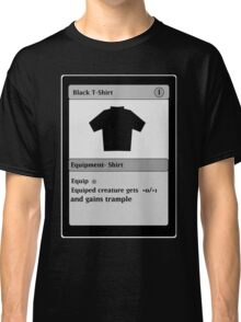 Magic Card Funny T Shirt Classic T-Shirt