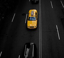 New York Traffic by Dan Wilson
