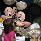 Minnie gets a special kiss....... by DonnaMoore