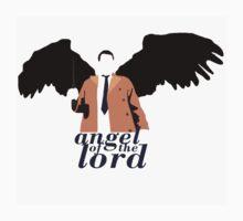 Angel of the Lord by novakstiels