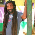 Rasta Man by Laurel Talabere
