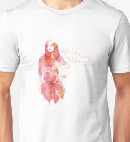 Clara Oswin Oswald Unisex T-Shirt