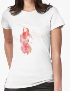 Clara Oswin Oswald Womens Fitted T-Shirt