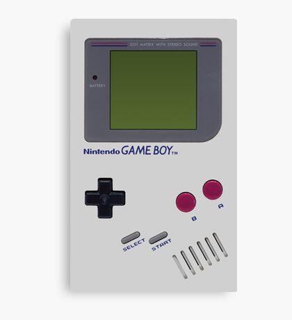 Nintendo GAME BOY Canvas Print