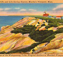 Gay Head Cliffs - Aquinnah - Martha's Vineyard by TexasBarFight