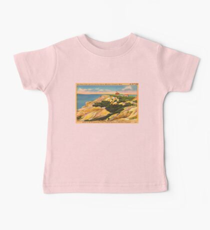 Gay Head Cliffs - Aquinnah - Martha's Vineyard Baby Tee