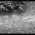 Glastonbury Graffiti by Mother Shipton