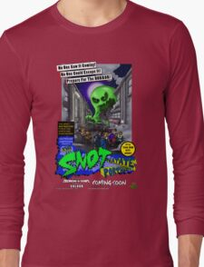 The Snot That Ate Port Harry Long Sleeve T-Shirt
