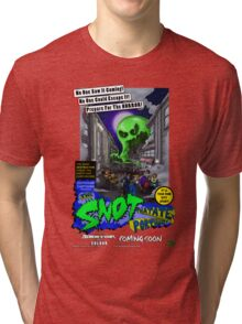The Snot That Ate Port Harry Tri-blend T-Shirt