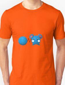 Azurill - shaded T-Shirt