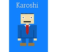Karoshi Photographic Print