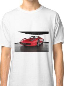 Ferrari 458 Italia Spider Classic T-Shirt