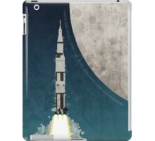 Apollo Rocket iPad Case/Skin