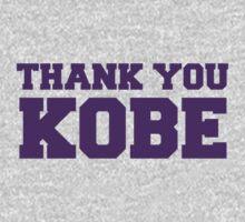 Thank You Kobe! by nyah14