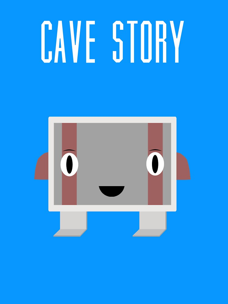 Cave Story Balrog by Tom Brown