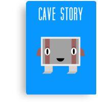 Cave Story Balrog Canvas Print