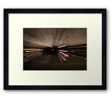 River Dream #7 Framed Print