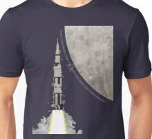 Apollo Rocket Unisex T-Shirt