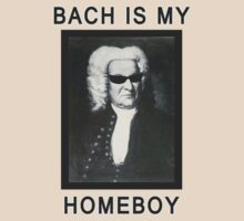 Bach is my Homeboy by pixelman