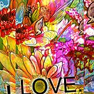 LOVE. by mariajanae