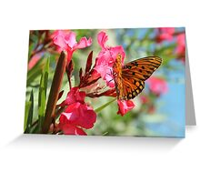 Sweet Nectar of Life Greeting Card
