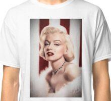 Marilyn Monroe- Queen of the Bombshells Classic T-Shirt