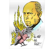 Flamin' Galah, In Alf We Trust Poster