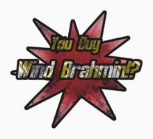 Wind Brahmin!? by ScubaSt3v3