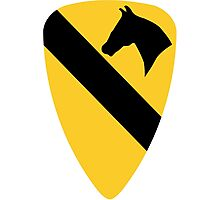 1st Cavalry Division Photographic Print