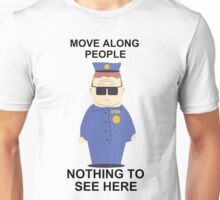 Officer Barbrady (South Park) Unisex T-Shirt