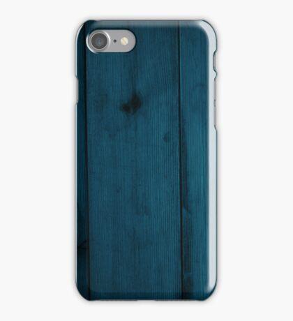 Tardis Wood iPhone Case/Skin