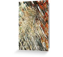 Native Storm Greeting Card