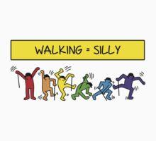 Pop Shop Silly Walks Kids Clothes