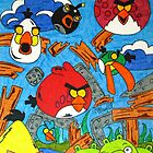 Angry Birds by tonitiger415