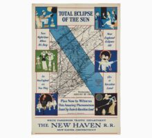 Vintage poster - New Haven Railroad One Piece - Long Sleeve