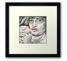 'Still Got It' Adam Ant Framed Print