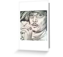 'Still Got It' Adam Ant Greeting Card