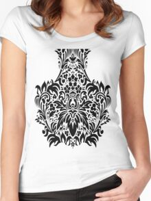 Baroque is cool Women's Fitted Scoop T-Shirt