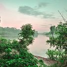 River In The Morning by DottieDees