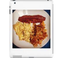Breakfast Time iPad Case/Skin