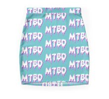 MTBD 멘붕 2ne1 CL Mini Skirt