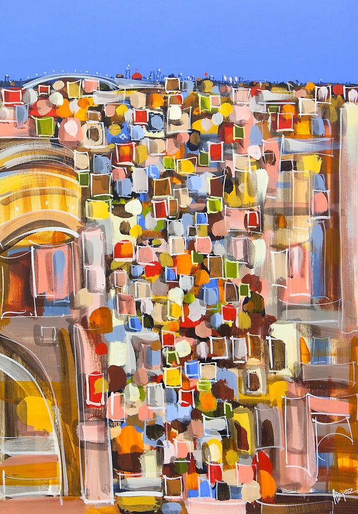 City Life by Adam Bogusz