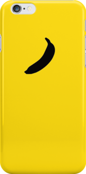 Banana Phone Case by molokodrencrom