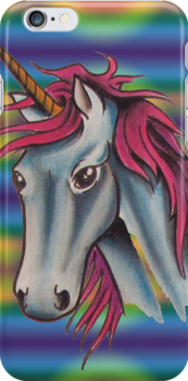 Unicorn by MikeFrench